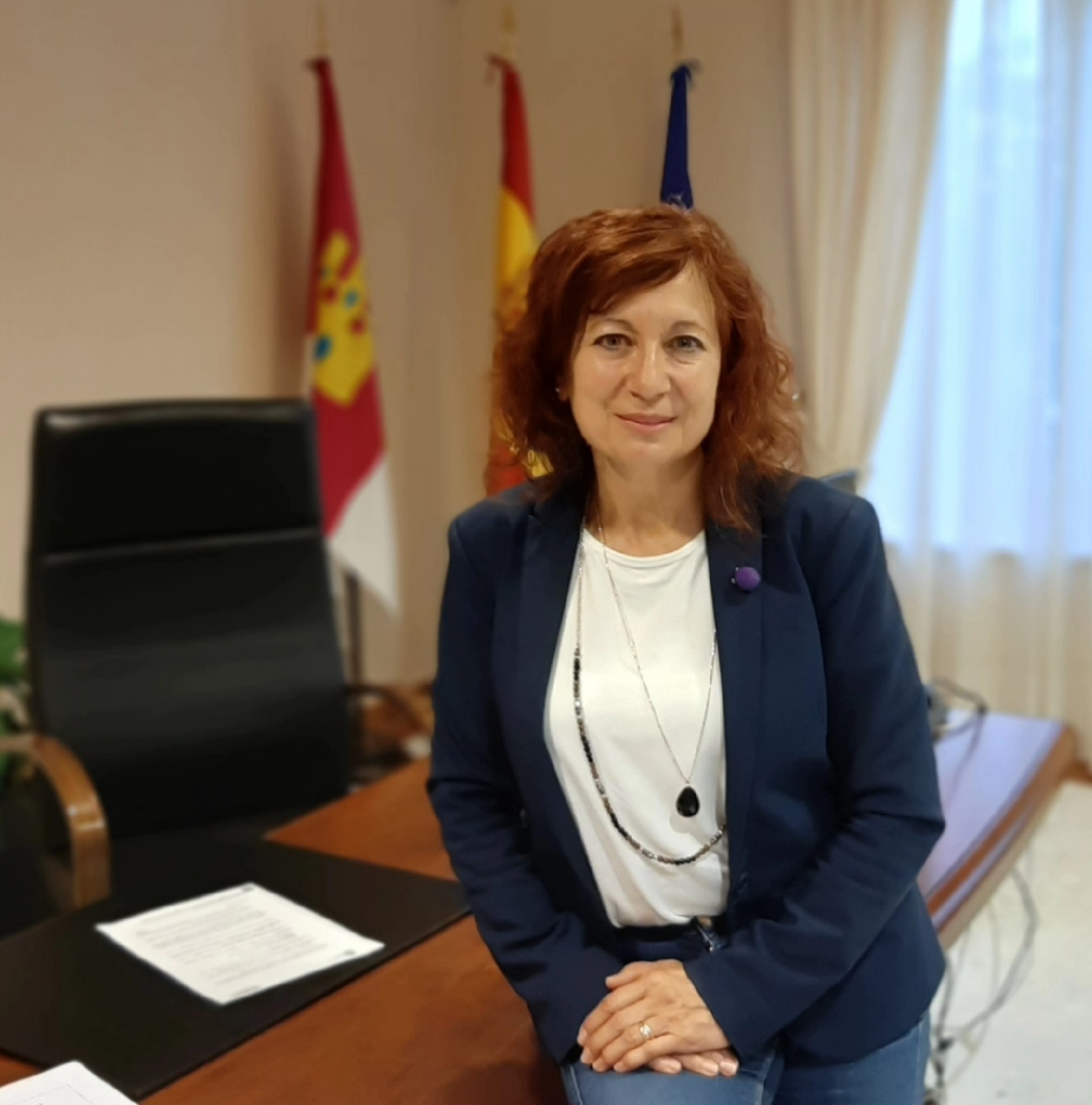 Foto Alcaldesa